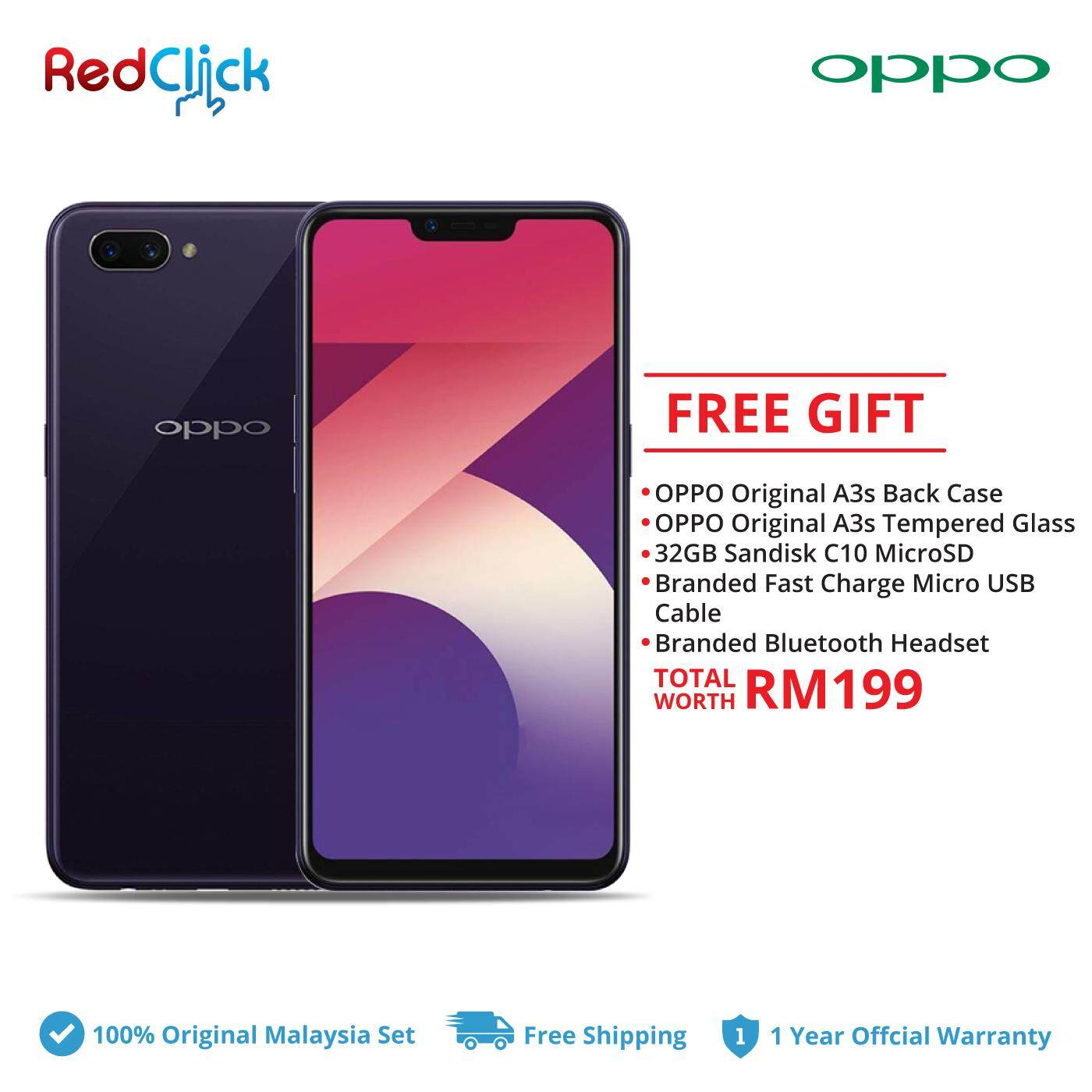 Best Oppo Mobiles Tablets Deals On Lazada Malaysia A37 New 4g 5 Inch Ram 2gb Rom 16gb A3s Free Gift Worth Rm199