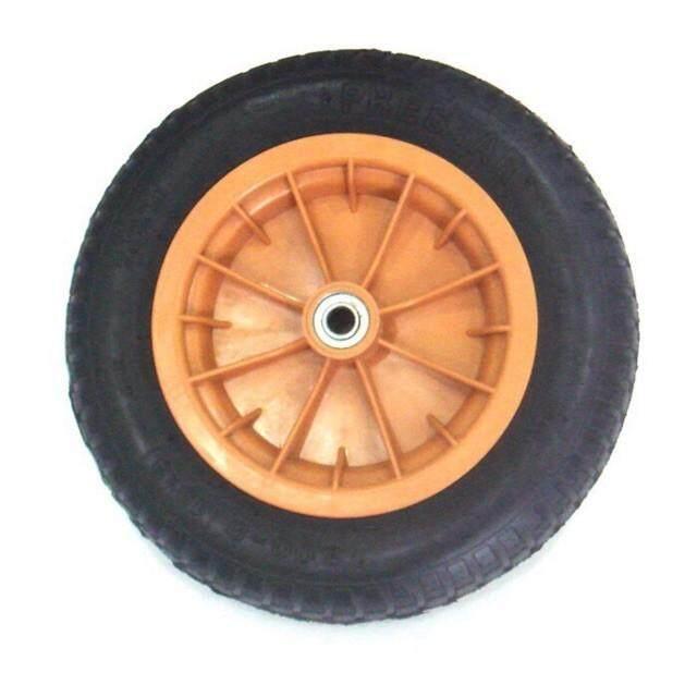 PRESTAR WHEEL BARROW TYRE 1399 PLASTIC RIM (AIR)