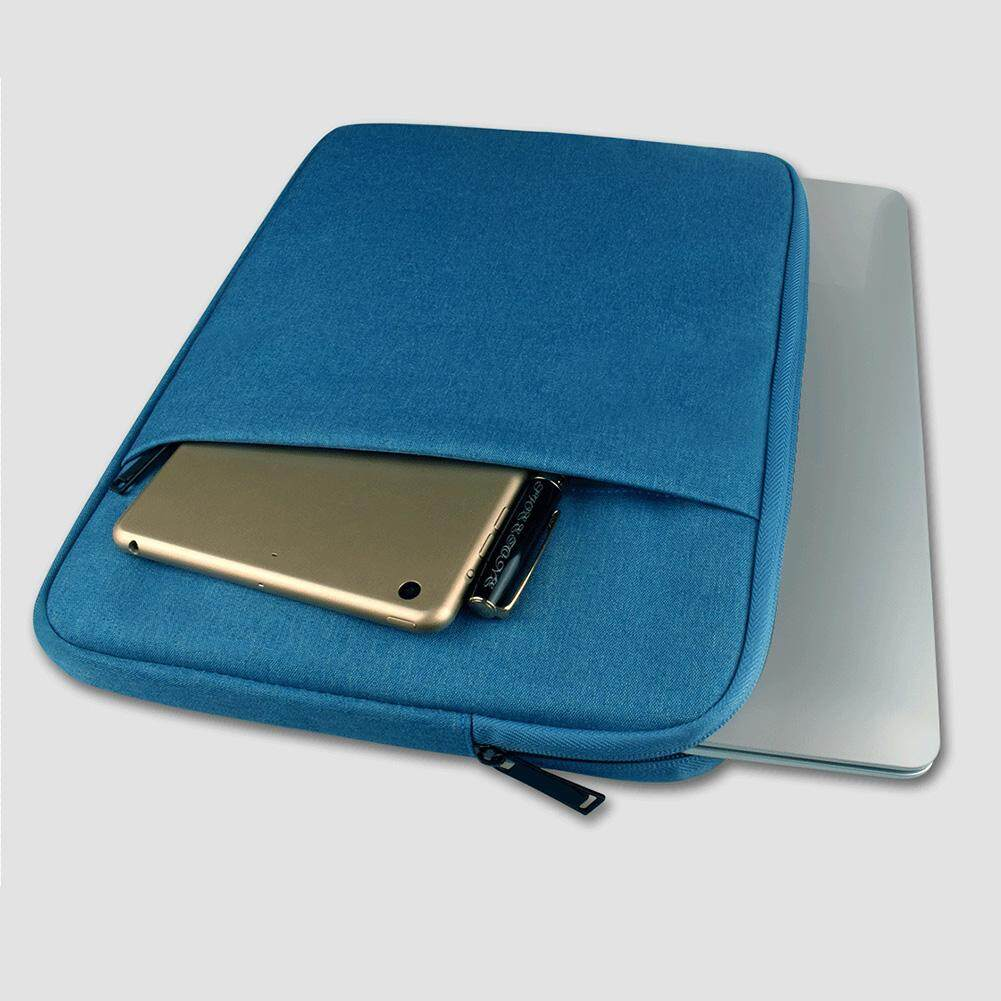 Tas Laptop Soft Sleeve Case Neoprene Double Pocket Macbook Softcase Source · TS Simple Solid Color Laptop Notebook Storage Bag Pouch Protection Case for ...