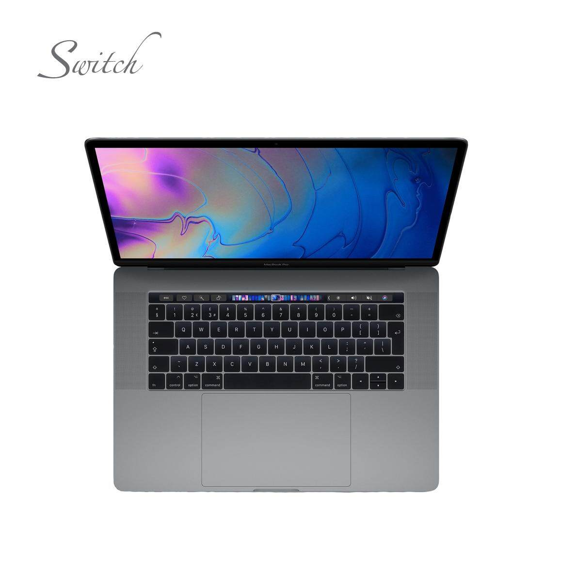 Apple MacBook Pro Touch Bar 15-inch ( 2018 ) 512GB Space Gray Malaysia