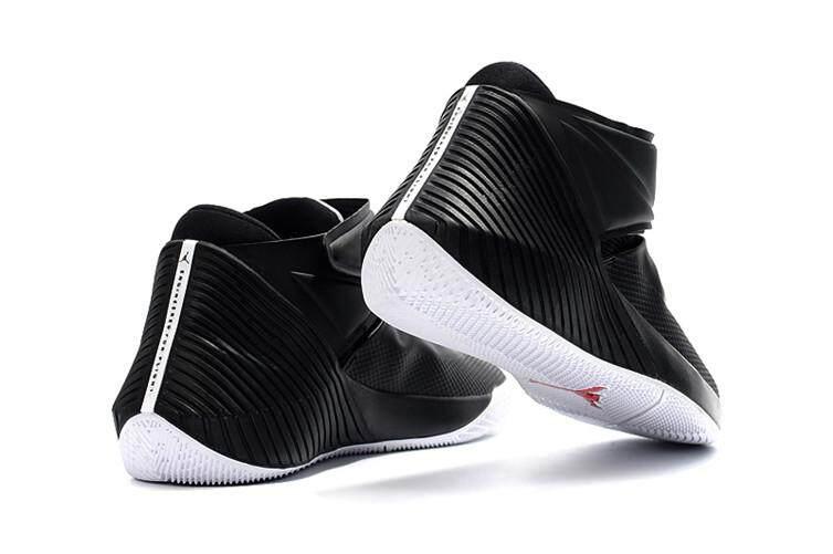 Nike Official Michael Jordan Russell Westbrook 1 White Blue MEN Basketaball  Shoe Air Jordan 83c9514dda