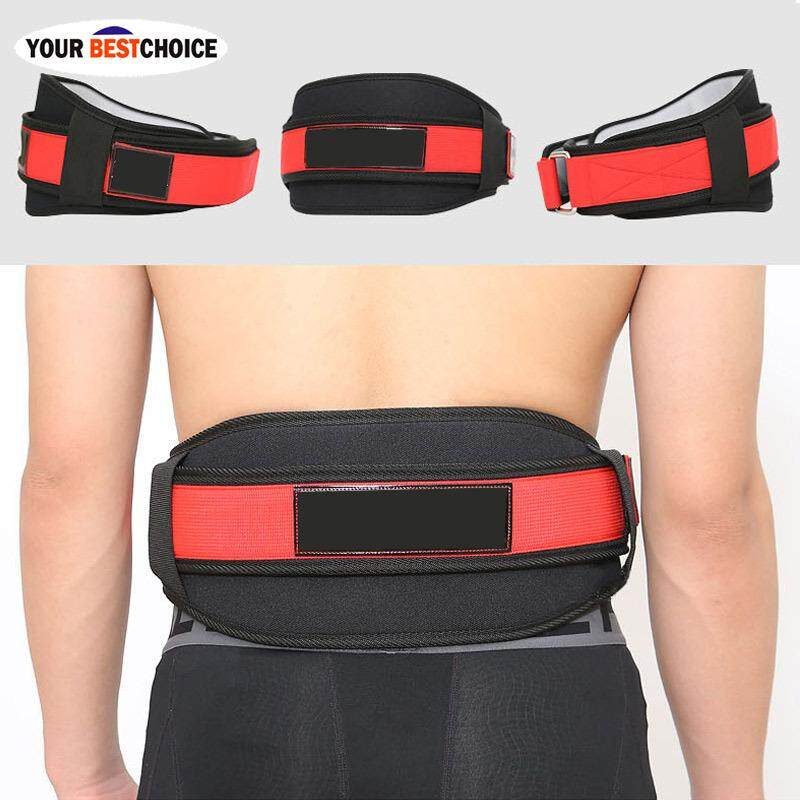 Ybc Weight Lifting Belt Back Support Fitness Crossfit Exercise Gym Workout Bodybuilding By Your Bestchoice.