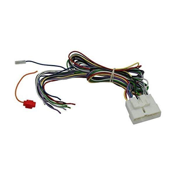 SCOSCHE LS01B 2001-05 Lexus IS Amp Byp Harness (for Factory Amp located on