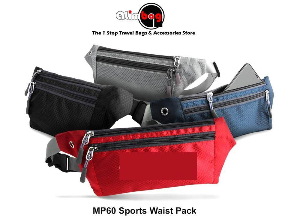 6bdb655384e5 GadTech Sports Waist Pouch Pack Outdoor Travel Waist Pouch with cable  outlet MP 60
