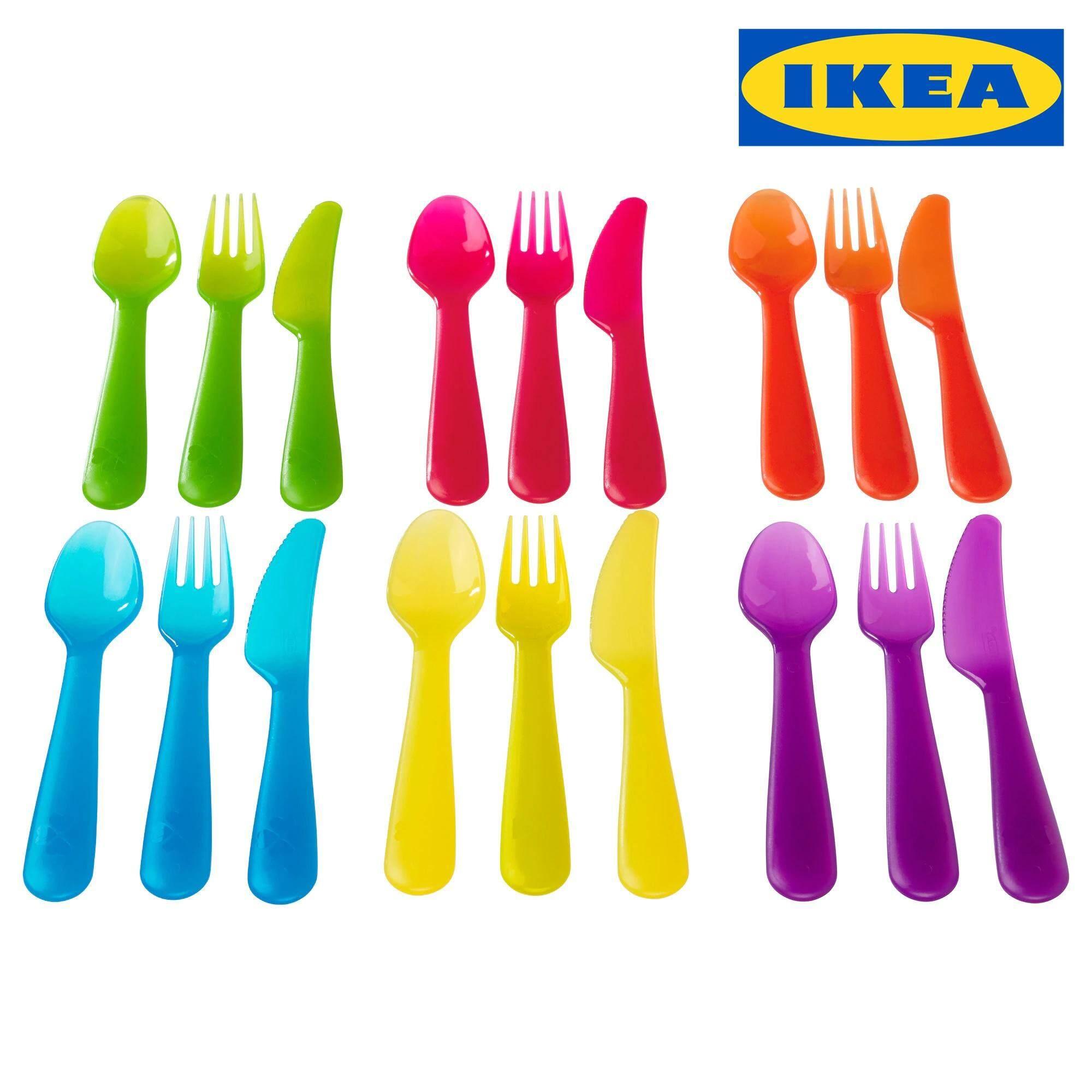 Harga Oxo Tot Feeding Spoon Set 6m Green Termurah 2018 Ardell Fashion Lashes 62110 121 Black Bowl Fork Sets Buy At Best Price Ikea Kalas