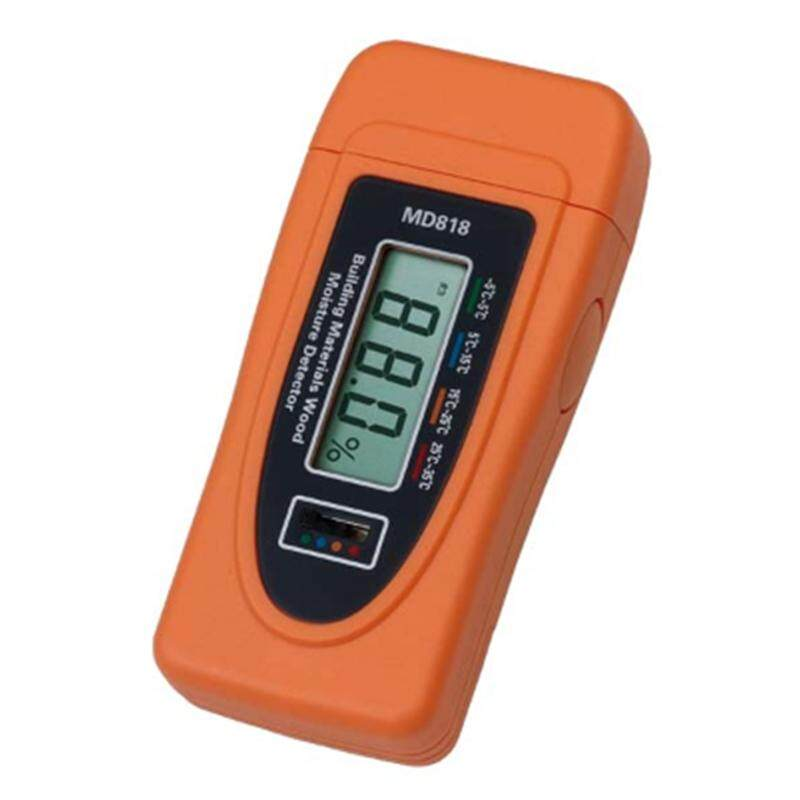 Xinbaokeyi Mini Digital Wood Moisture Meter MD818 pocket material wood moisture detector range 2% ~ 60%