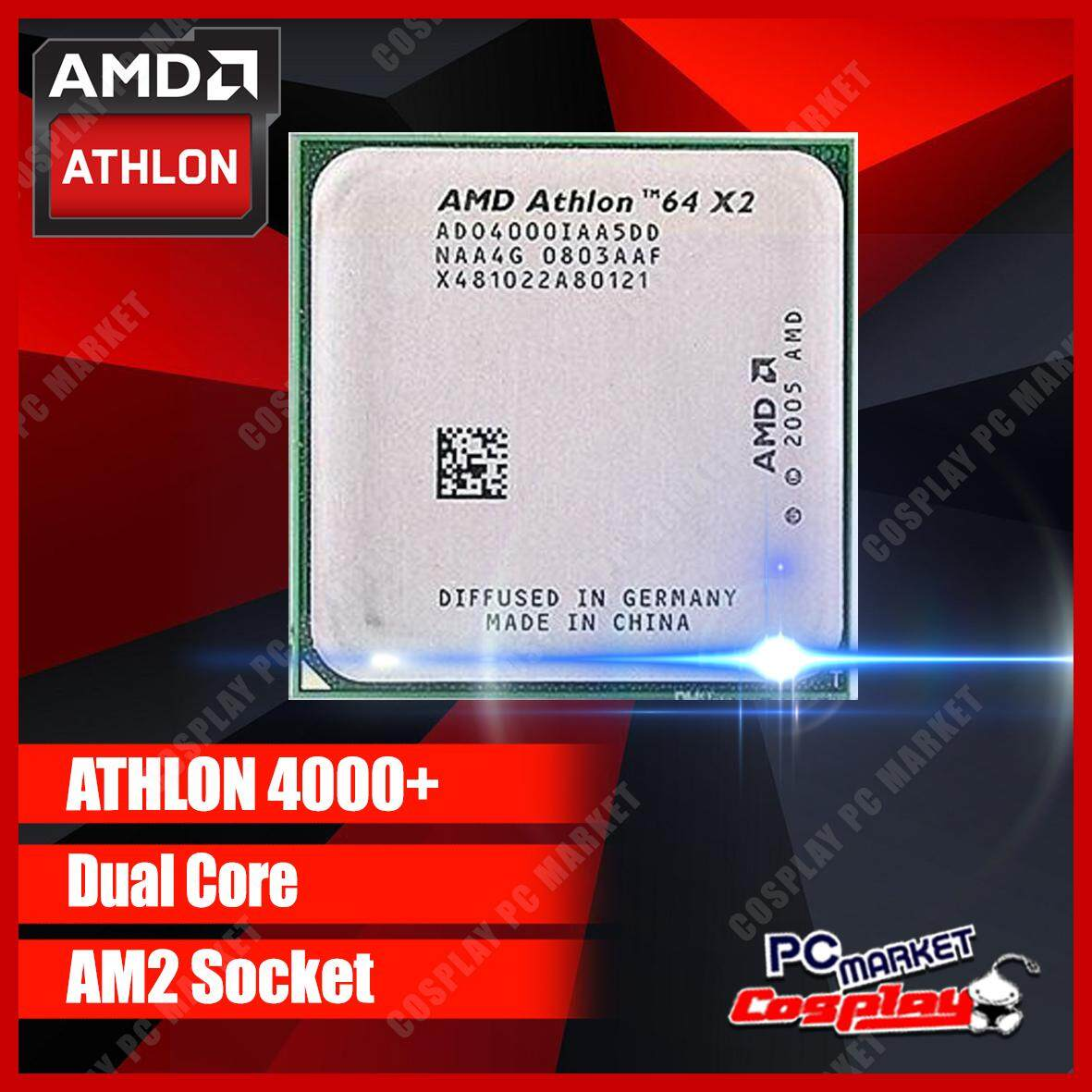 Computer Laptop Processors For The Best Price In Malaysia Processor Lga1150 G3240 310ghz Dual Core Amd Athlon 64x2 4000 21ghz Socket Am2 Refurbished