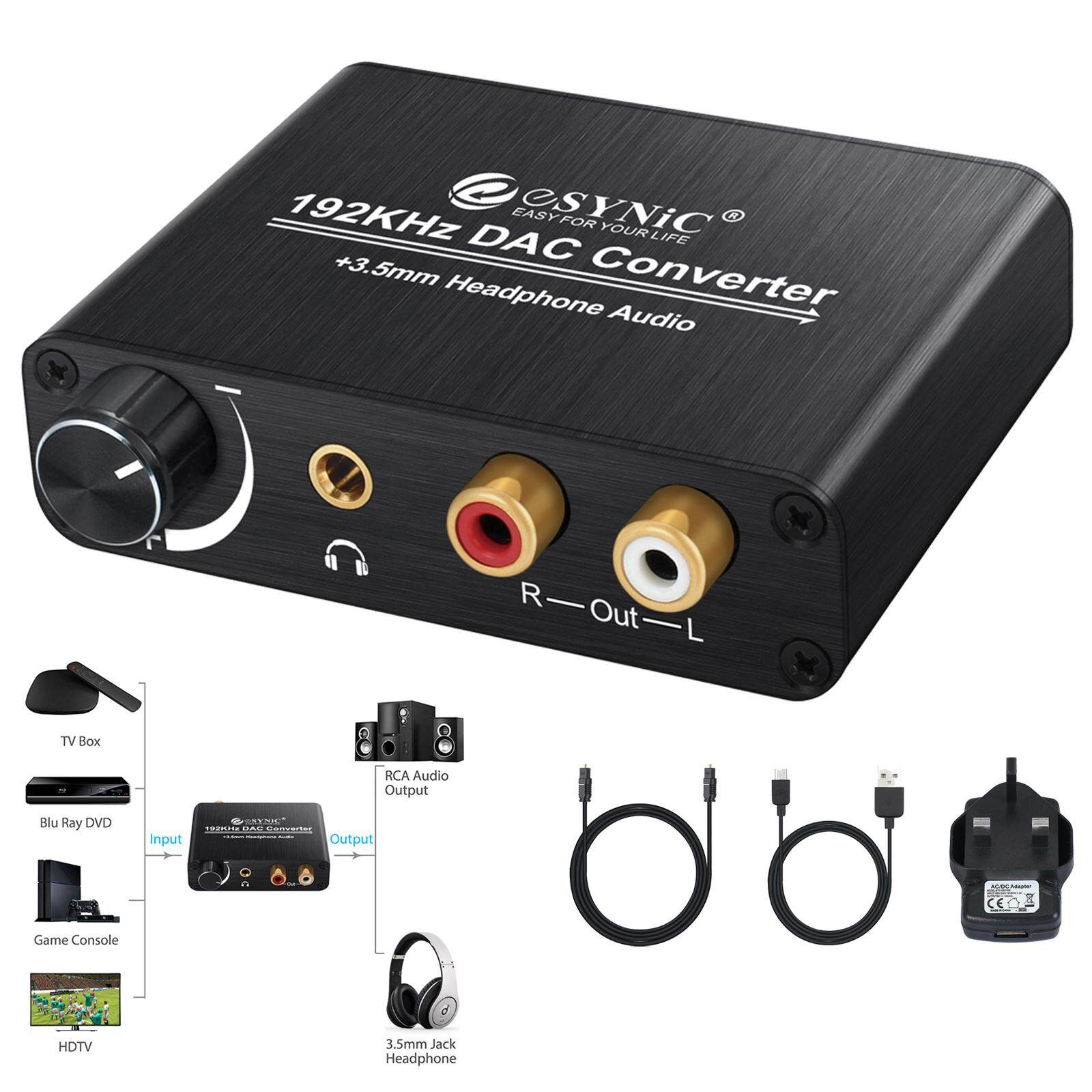 Home Theater Systems For The Best Prices In Malaysia Cable Wiring Antenna Internet Diy Chatroom 192khz Aluminum Dac Converter Digital Optical Coaxial Toslink To Analog 35mm