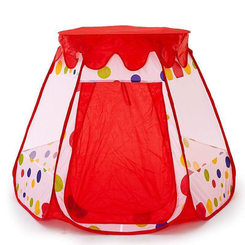 Fudun Portable Foldable Outdoor & Indoor Game Kids Play Tent Childs Playhouse Toy Gift By Fudun.