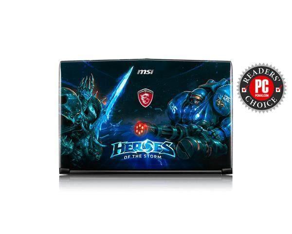 MSI GE62-6QF (Apache Pro Heroes)-063MY i7-6700HQ+HM170 128GB SSD GTX970M GB Gaming Laptops Malaysia