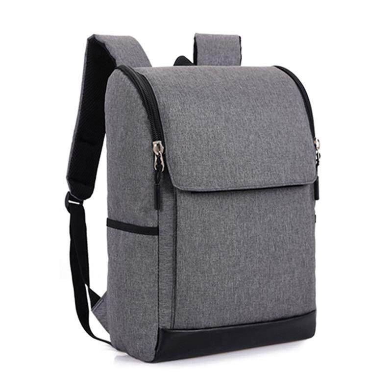 Slim Laptop Backpack Lightweight School Bookbag Business Computer Backpack For Women And Men Fit 15.6 Inch Laptop By Tobbehere.