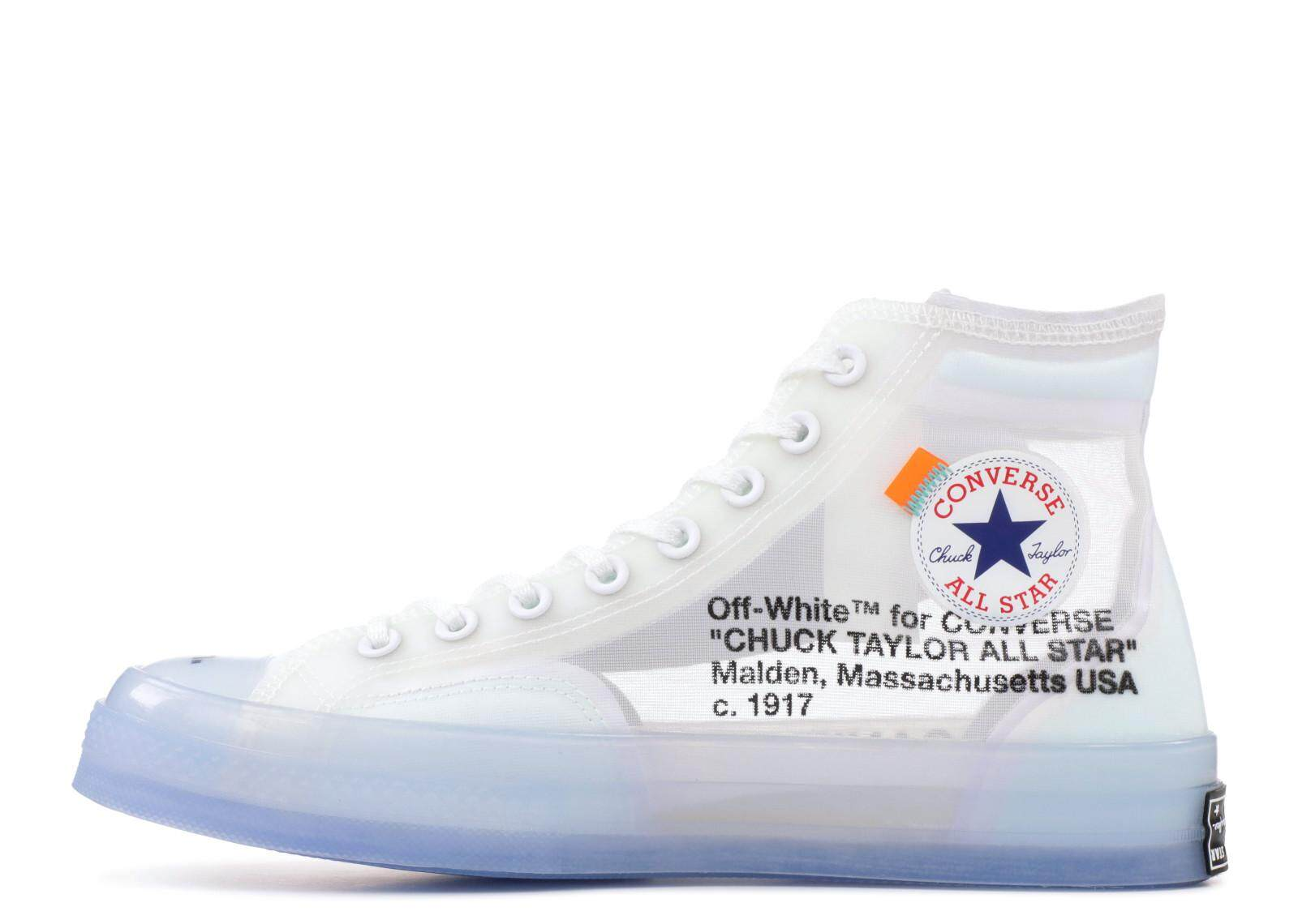 the best attitude 2eb24 26bb6 The 10   Converse Chuck Taylor All-Star Hi Off-White