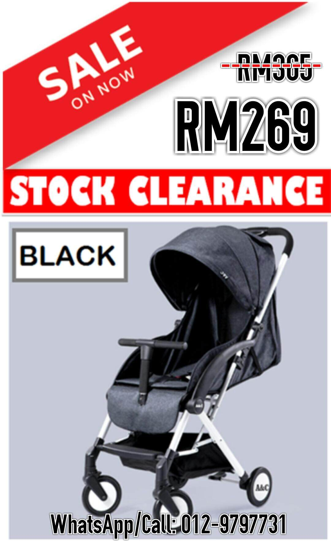 Popular Baby Strollers For The Best Prices In Malaysia Gb Stroller Majik Blue Ac Compact