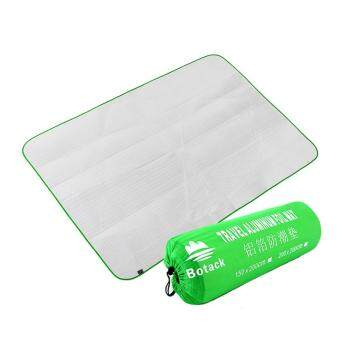 Botack Moisture Proof Pad Thick Tent Camping Mat Waterproof Beach to Fill up the Outdoor Portable