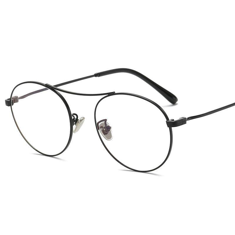 dec7a92d305 Ultra-Light Glasses Frame Female No Lens Korean Style Fashion Vintage  Framework Simple with Glasses
