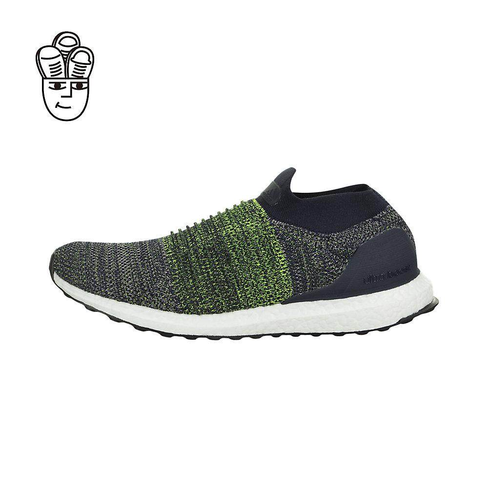 cheap for discount 212e9 7eb63 Adidas UltraBoost Laceless Running Shoes Men s80771