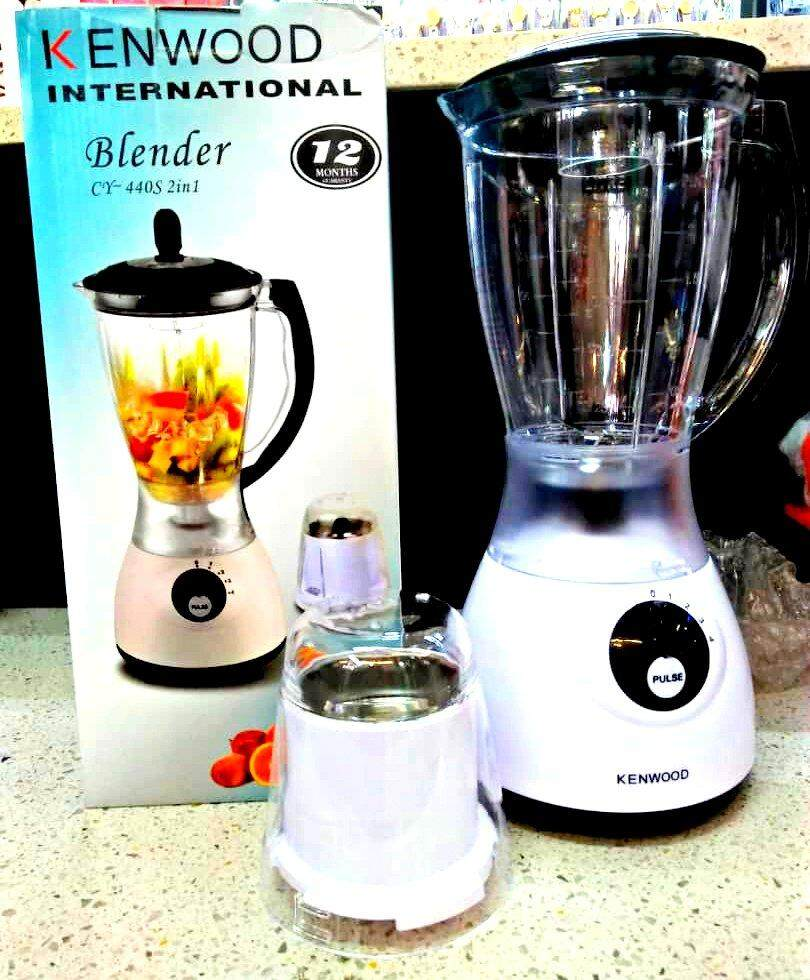 Food Preparation For The Best Price In Malaysia Tokebi Processor Kenwood International Blender Cy 4405
