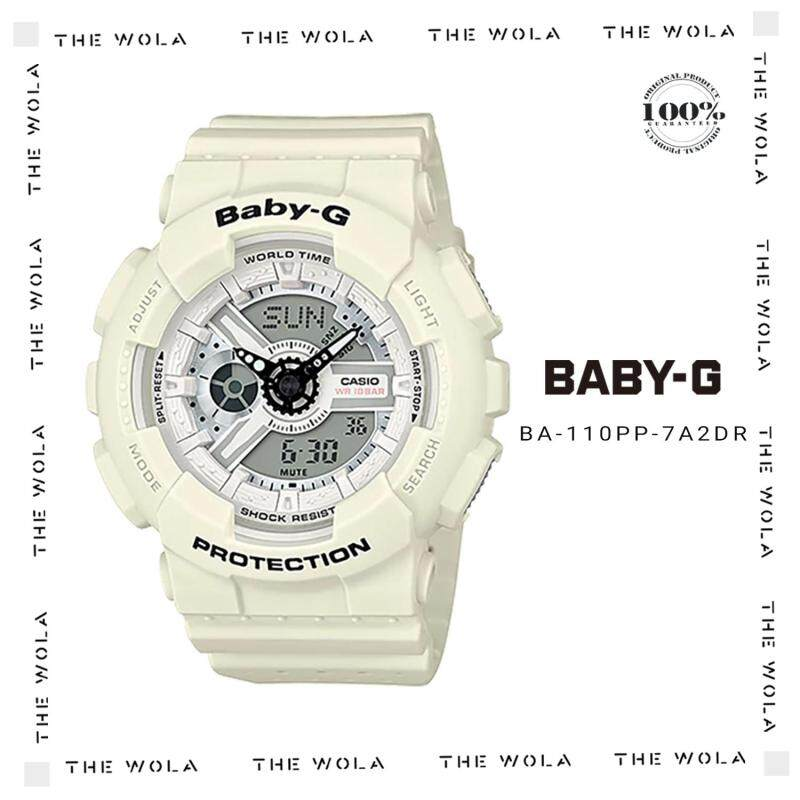 CASIO BABY-G WATCH BA-110PP-7A2DR Malaysia
