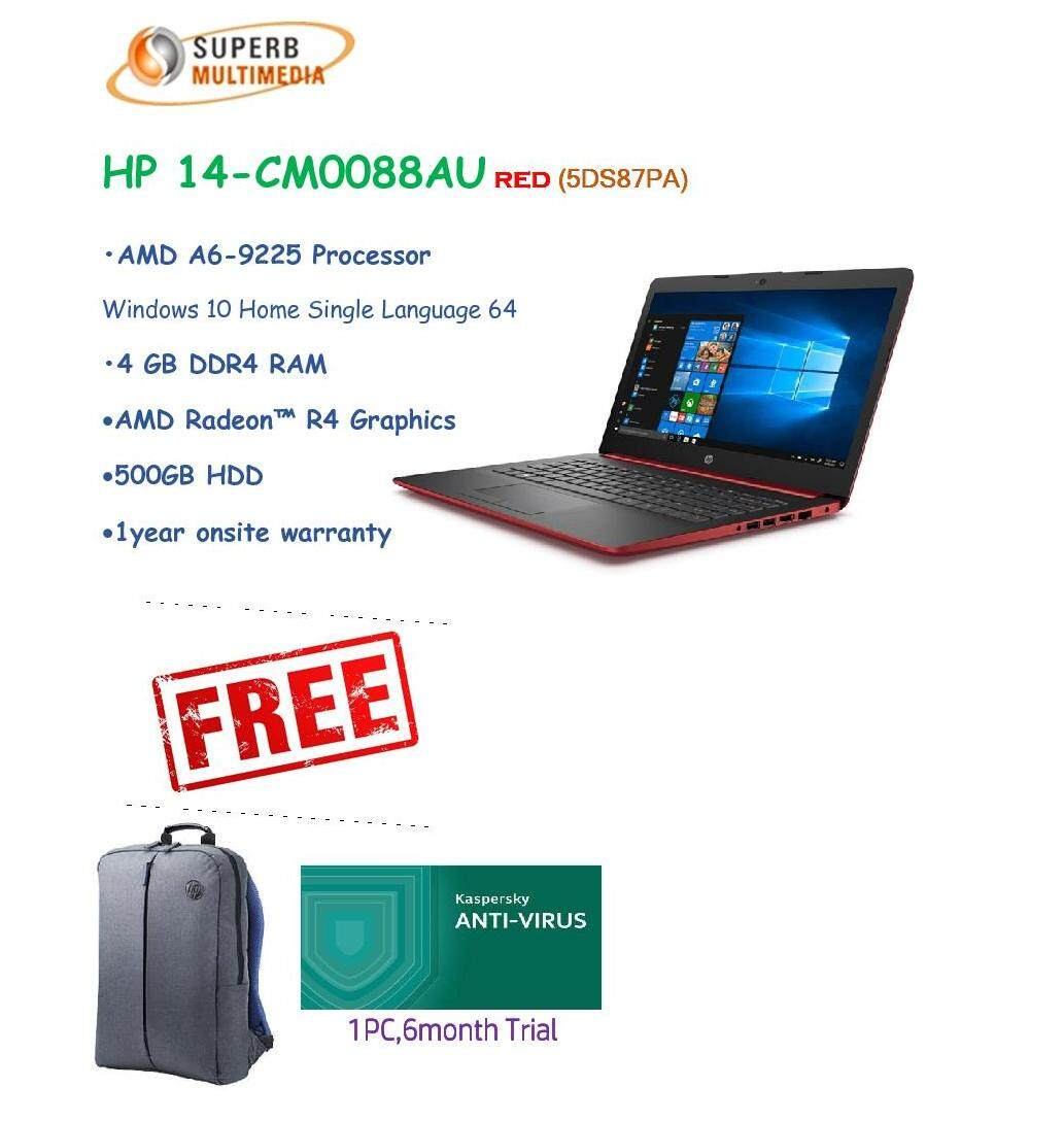 Hp Computers Laptops Price In Malaysia Best Laptop 14 Bw002ax Cm0088au Notebook Red 5ds87pa