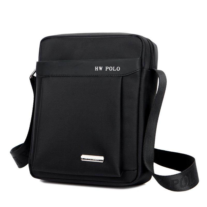 POLO Premium Quality Sling Shoulder Messenger Bag Briefcase for Men Casual  Business Man Fashion ce624be9feeac