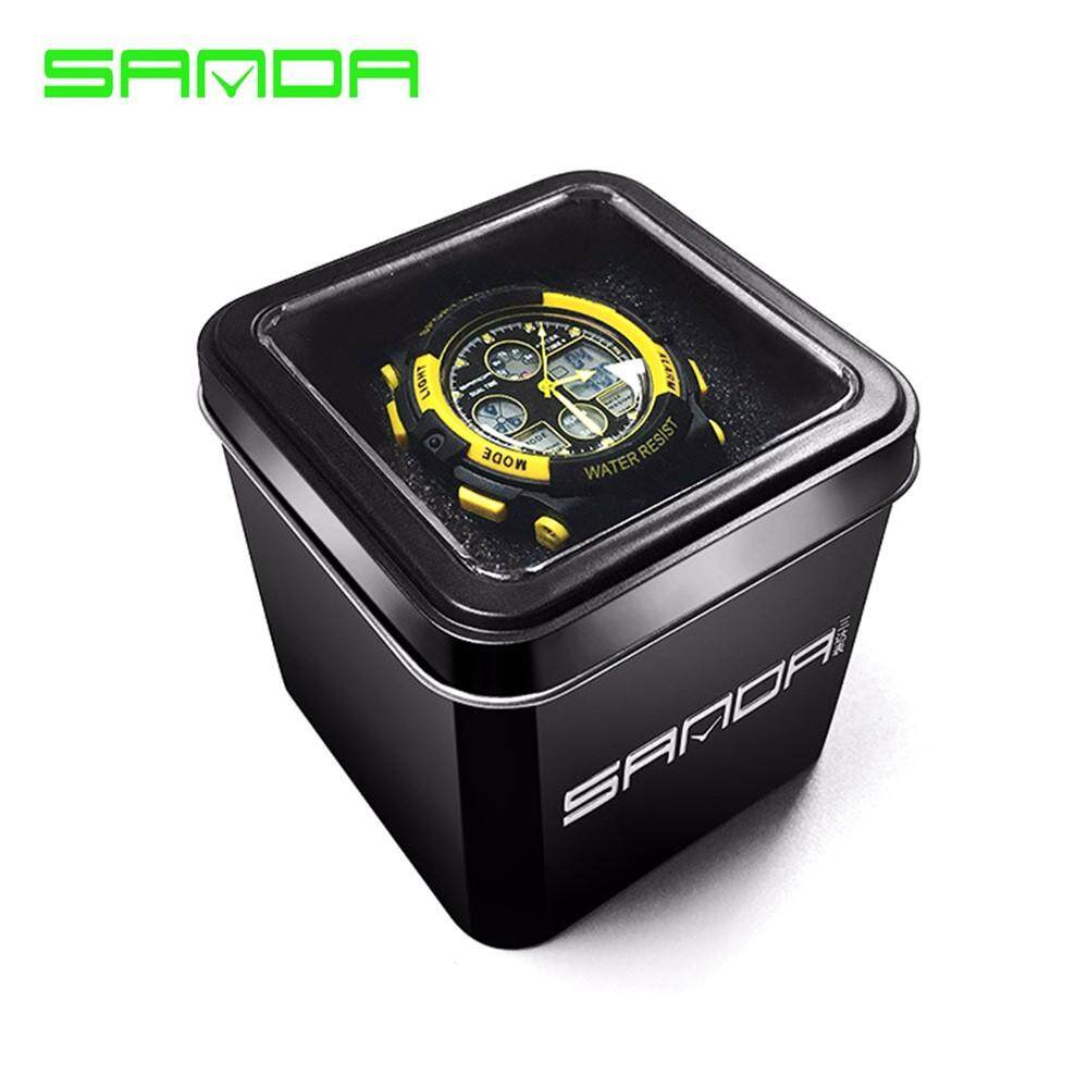 4GL Sanda Watch Box Gift Boxes Free Gifts Included Malaysia