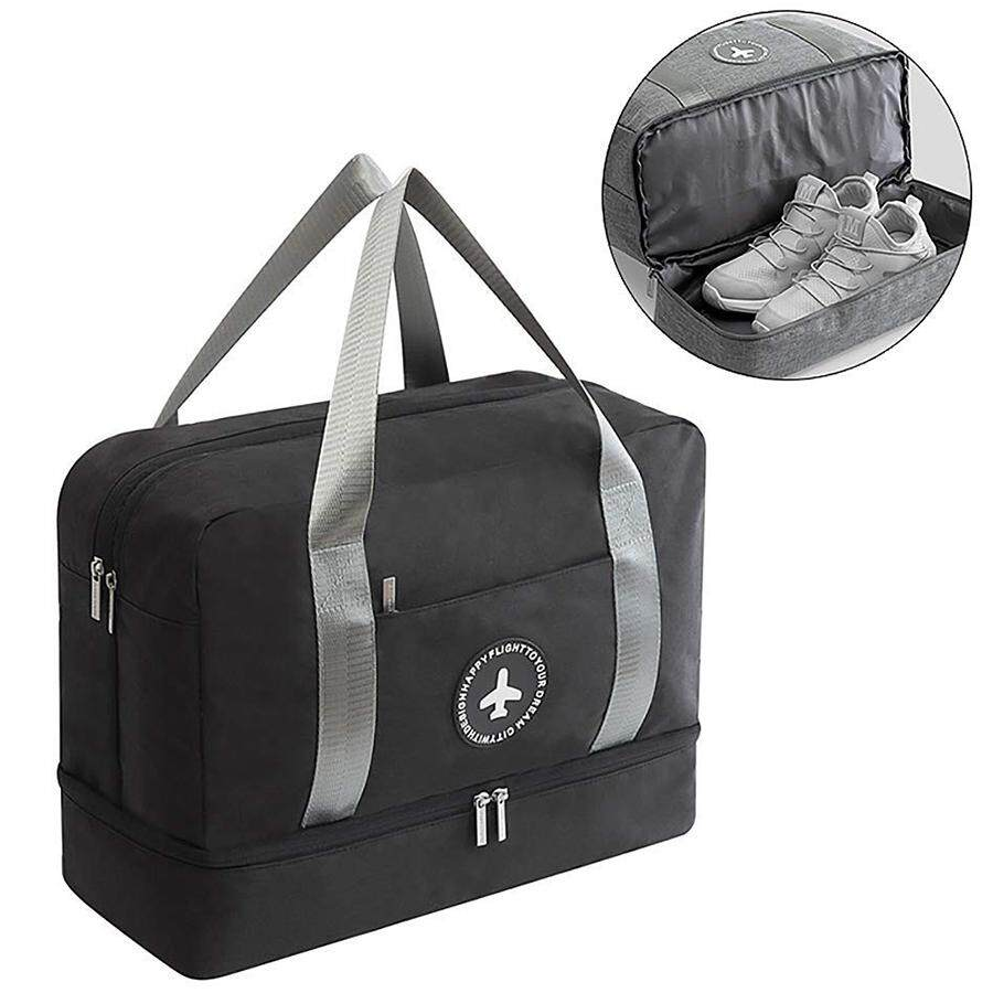 9b1913132e China. Travel Weekender Bag with Large Shoe Compartment Waterproof Gym Bag  with Shoe Compartment Swim Bag Travel