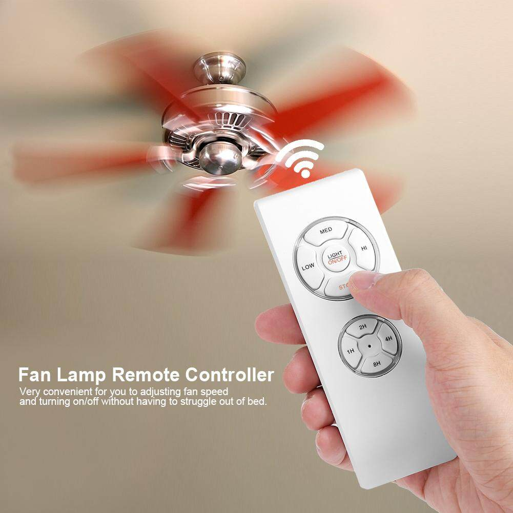 Fan Accessories Buy At Best Price In Malaysia Wiring Diagram Dinamo Kipas Angin 4 Timing 3 Speeds Universal Ceiling Pendant Lamp Wireless Remote Controller Kit
