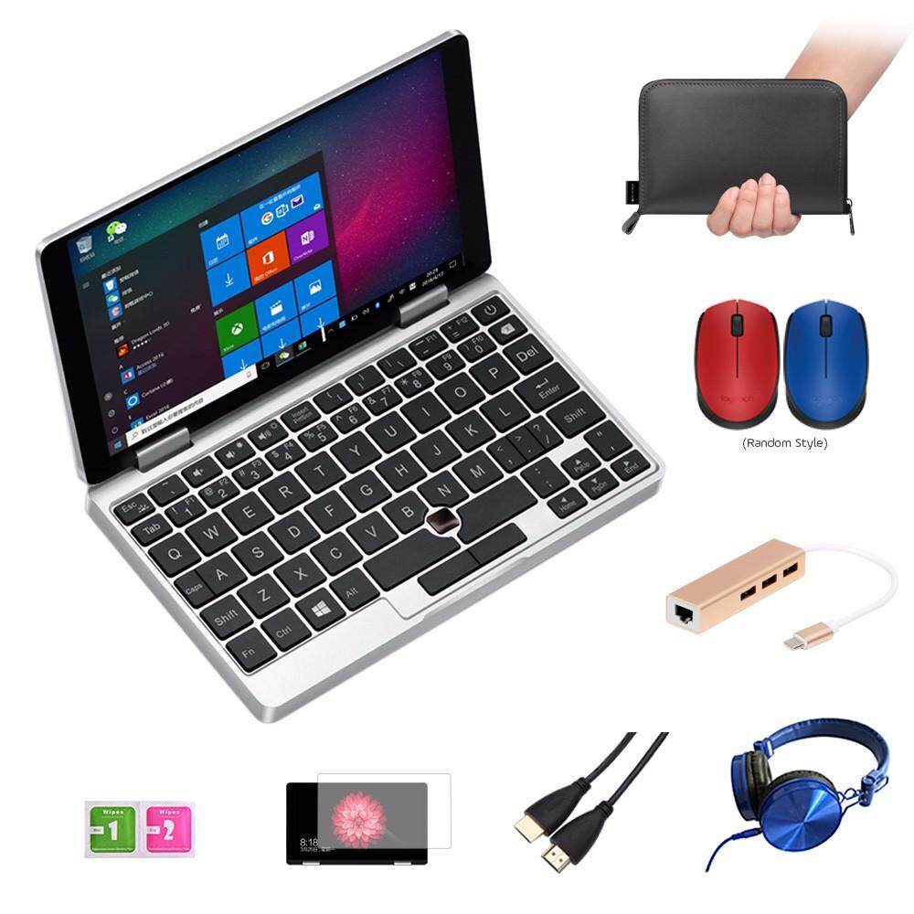 One Netbook One Mix Yoga Pocket Laptop 7 IPS Touch Screen Windows 10 8GB DDR3 / 128GB eMMC w/ Stylus Silver Malaysia