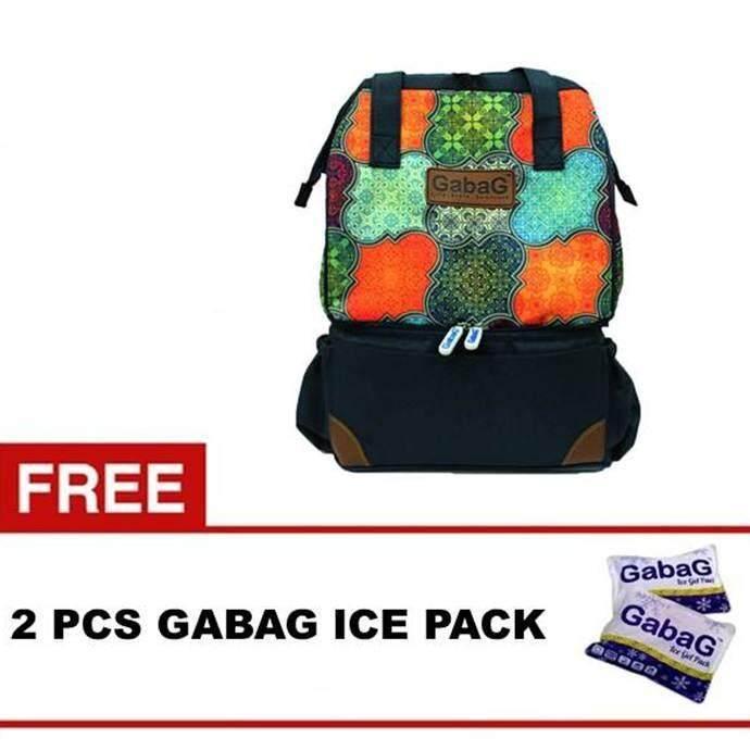 Gabag Sentani Cooler Bag (Free 2pcs Ice Packs Gabag)