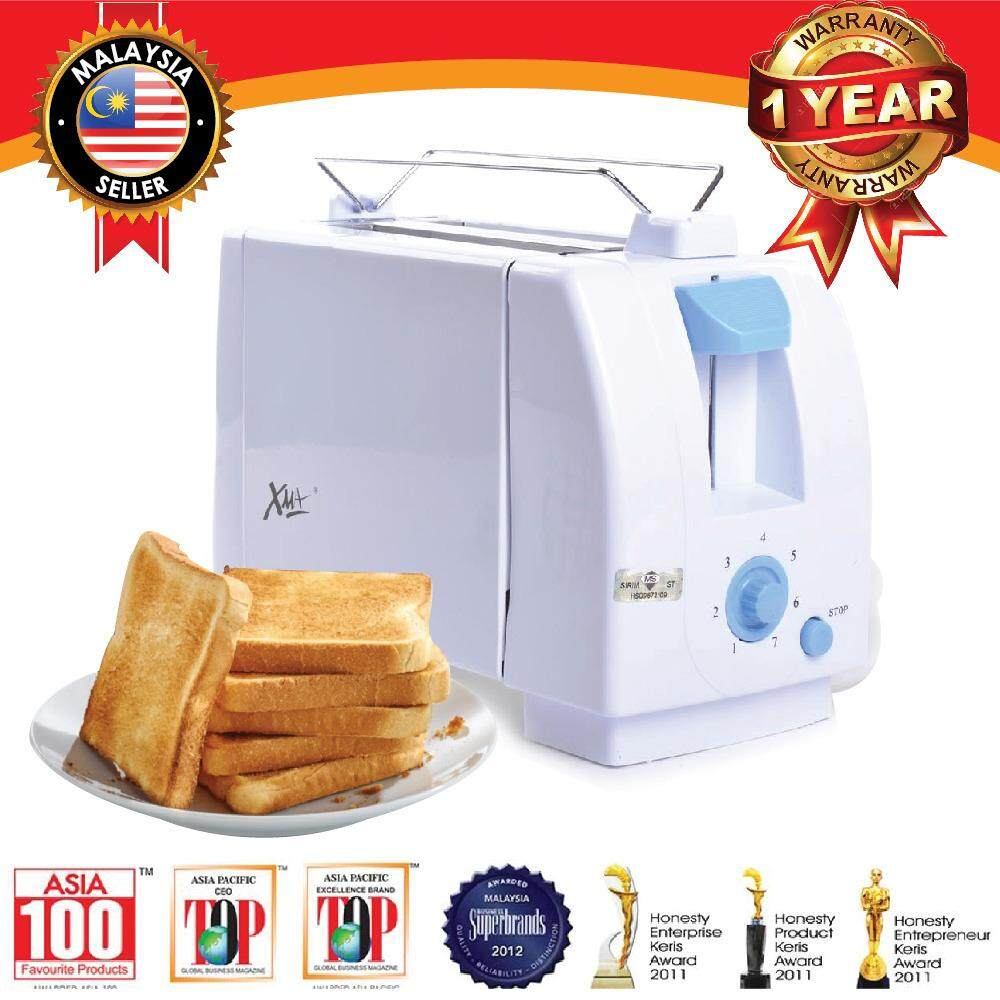 Xma 2 Slice Bread Pop Up Toaster Sandwich Maker By Target Online Trading.