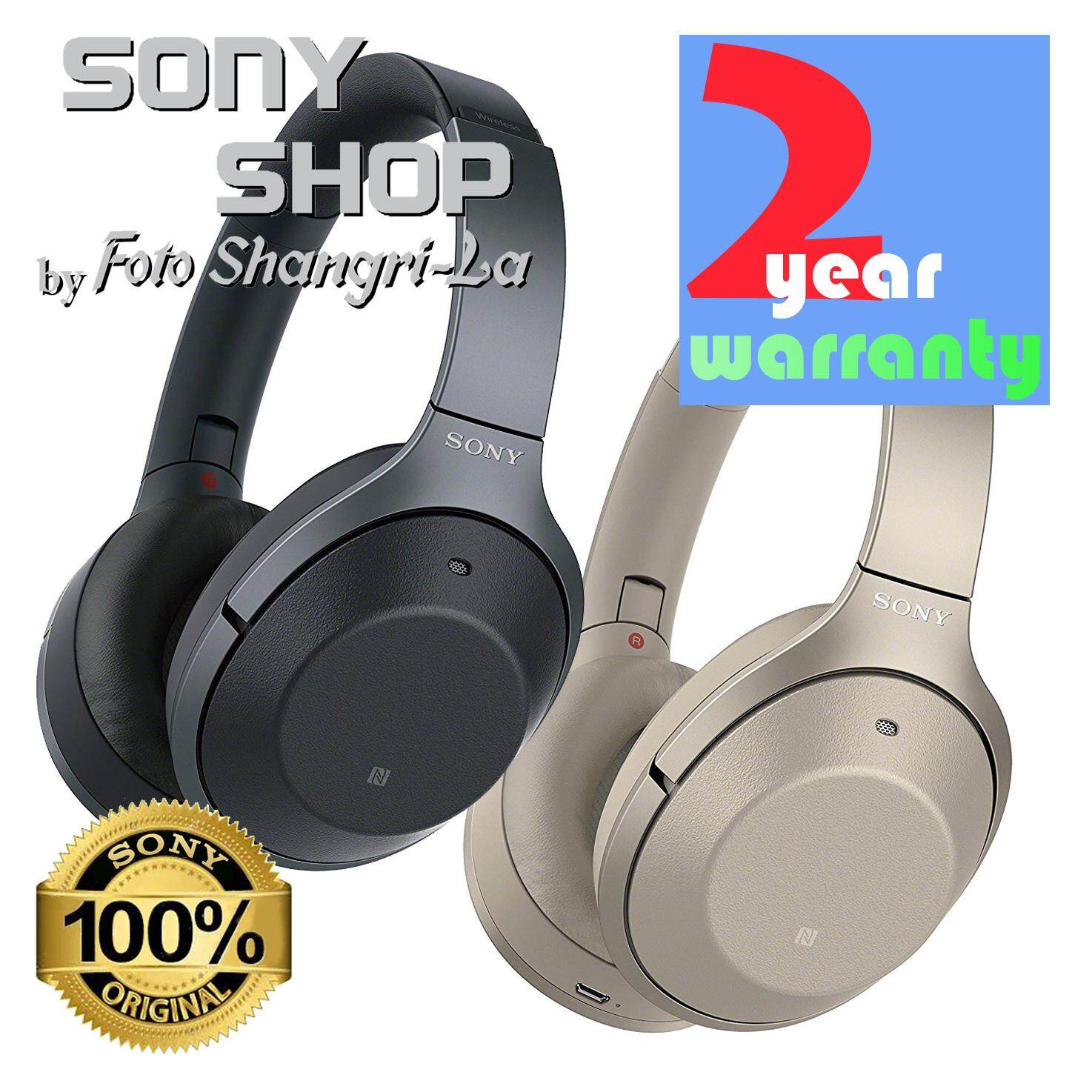 Sony Mdr Xb950n1 Noise Canceling Extra Bass Wireless Headphones Wh 1000xm2 Premium Cancelling Headphone 2 Years Original M