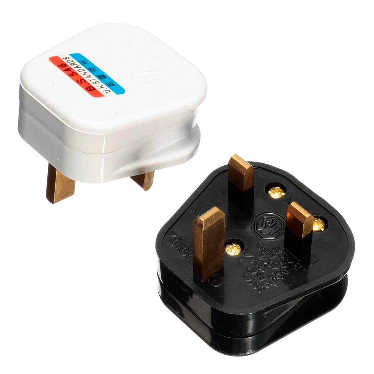 13A Plug Top UK Standard 3 Pin Plug Top BS Standard 13A Plug Top