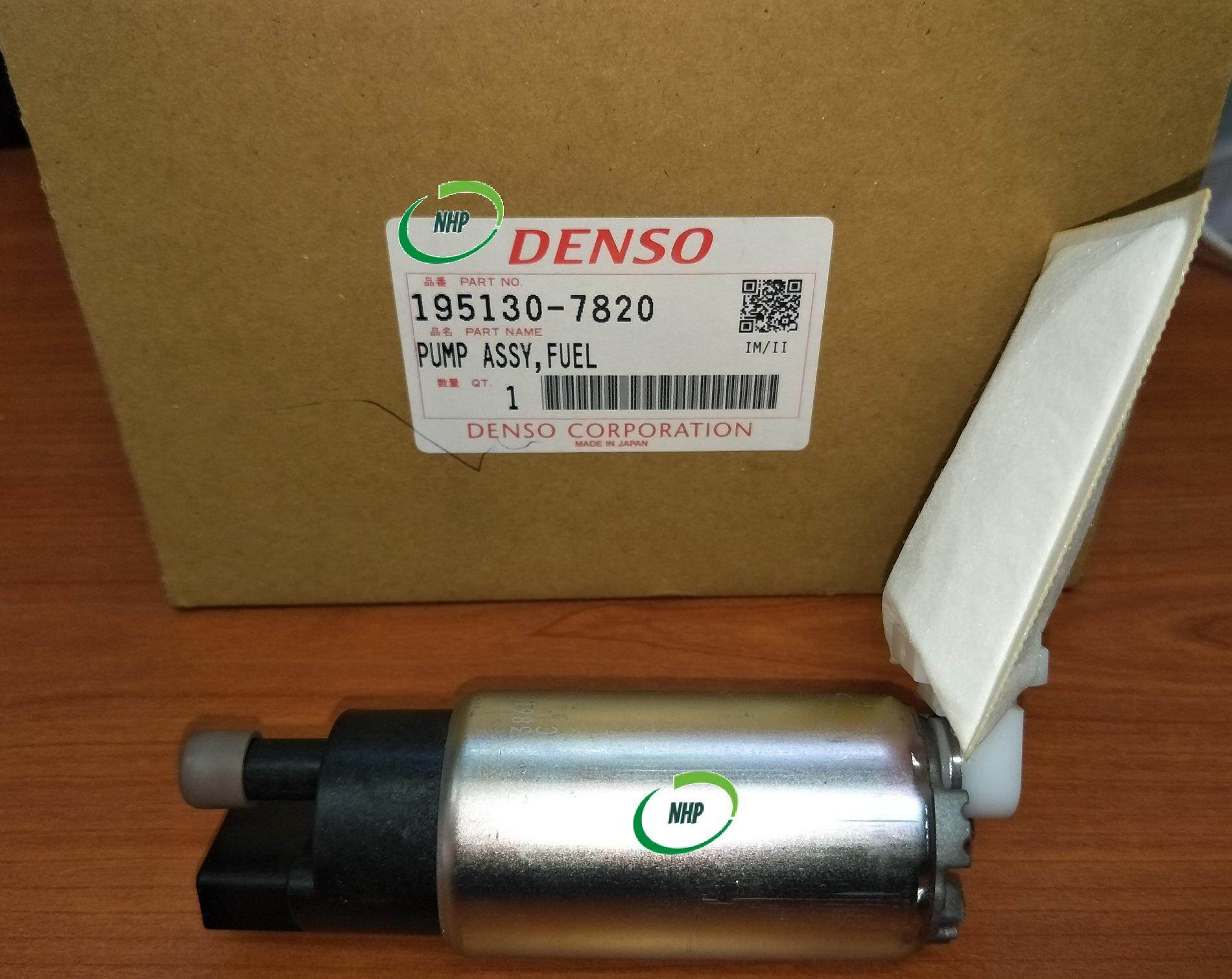 Sell Denso Fuel Pump Cheapest Best Quality My Store Relay Gen2 Myr 140