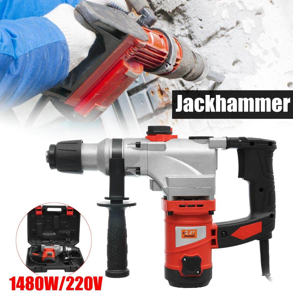 Home Demolition Hammers Buy At Best Price Bor Rotary Hammer Bosch Gbh 3 28 Dre 1480w Ac Power Jack Jackhammer Electric Concrete Drill