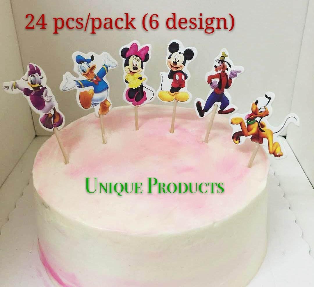 Cake & Cupcake Toppers - Buy Cake & Cupcake Toppers at Best Price in ...