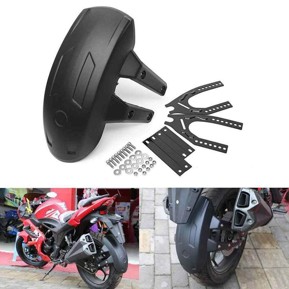 Moto Parts Spares Buy At Best Price In Harley Motorcycle Engine Diagram Yupt Black Rear Wheel Cover Fender Splash Guard Mudguard Bracket Solid Hot