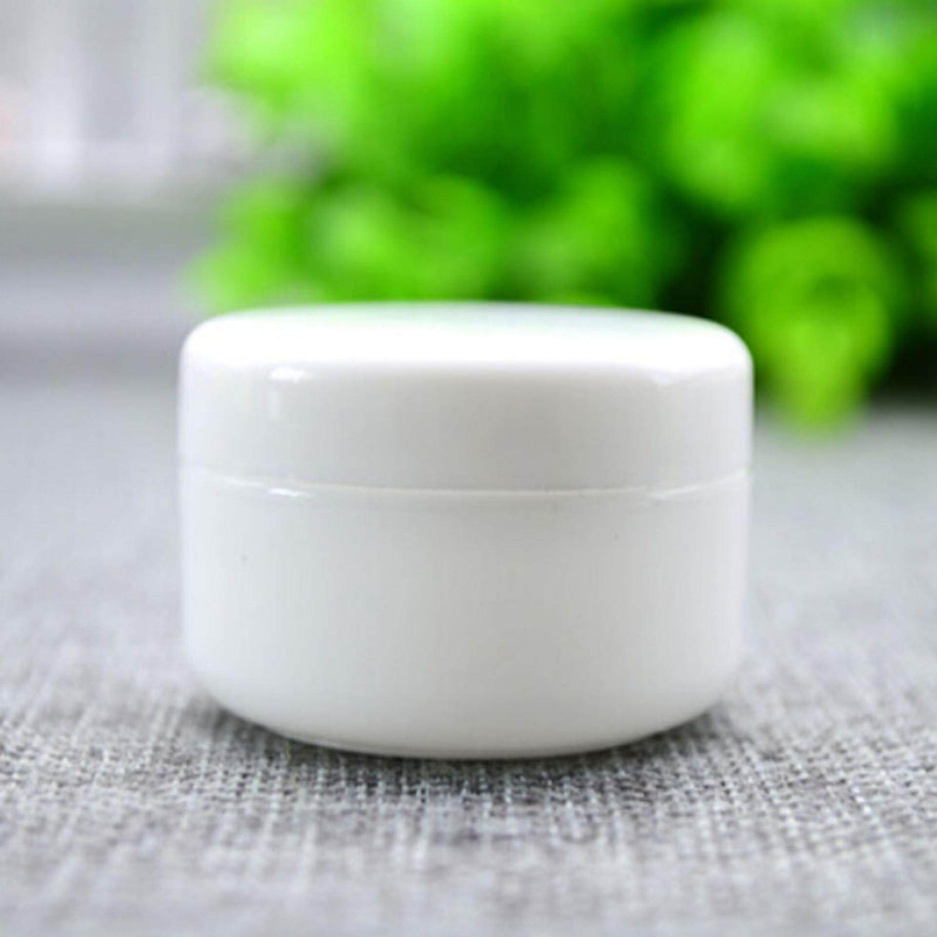 Travel Size Bottles Containers Buy Cream Pot Frosted Jar 10gr 5pcs Empty Makeup Face Lotion Cosmetic Container White 20ml