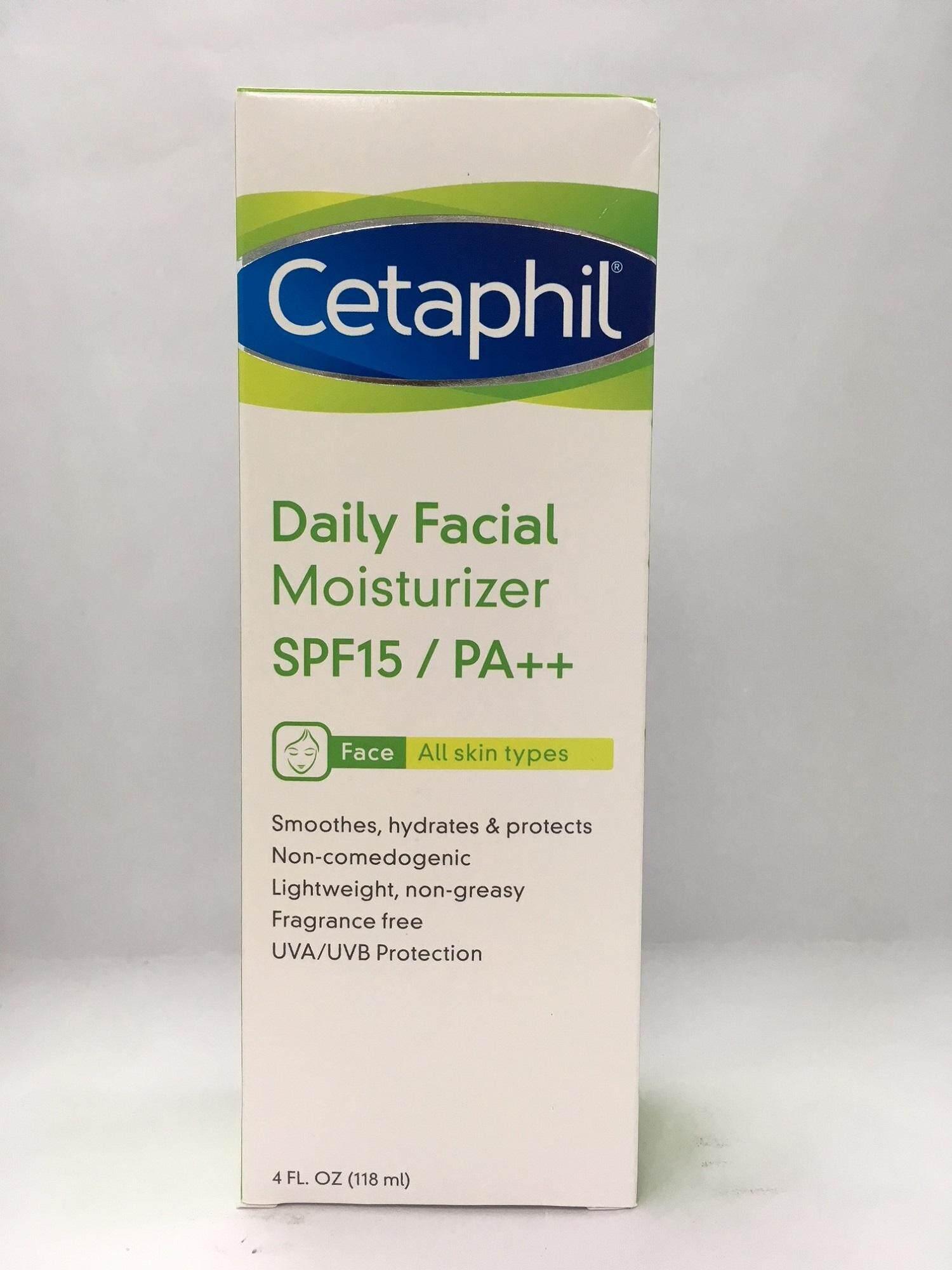 Cetaphil Daily Facial Moisturizer SPF15/PA+