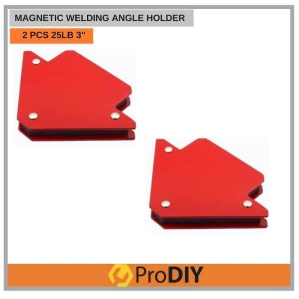 25LB 3 2Pcs Magnetic Welding Angle Holder Corner Arrow Support