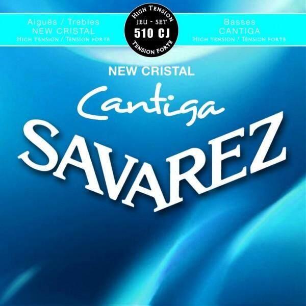 Savarez 510CJ New Cristal Cantiga High Tension Classical Strings Malaysia