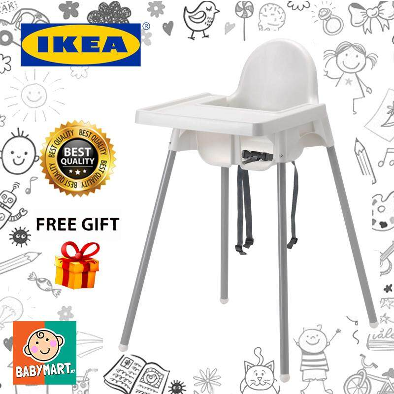 2 In 1 Ikea Antilop Baby Toddle Infant High Chair Seat
