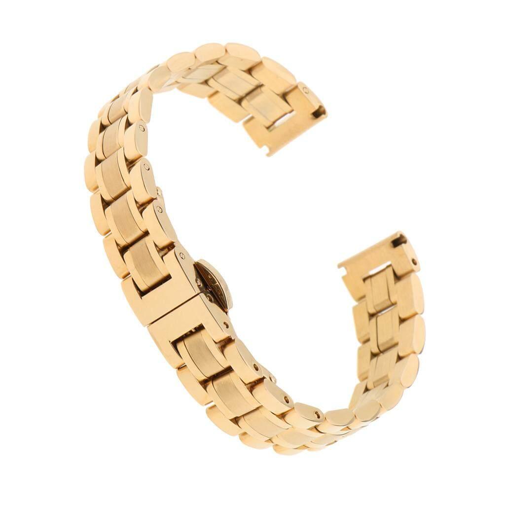 BolehDeals Stainless Steel Metal Watch Band Watch Strap for Mens Womens Sport Watchbands 18mm 16mm 14mm Malaysia