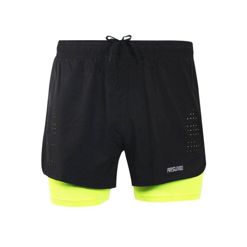 Bella Breathable Fast Dry Thin Elastic Sports Shorts Marathon Running Gym Man Boys By Markbella.