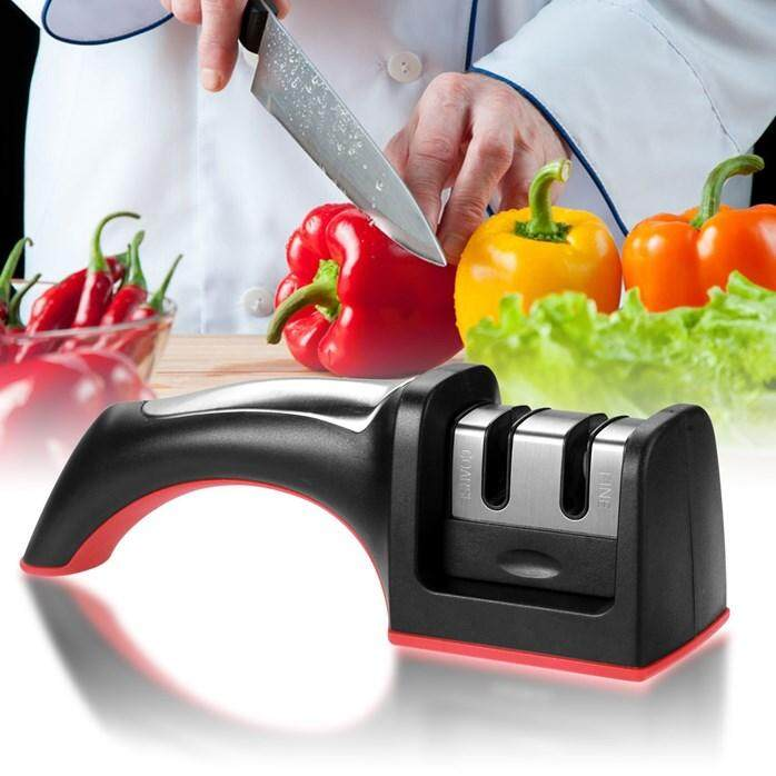 Unique 2 Stage Knife Sharpener By Sweet Home Planet.
