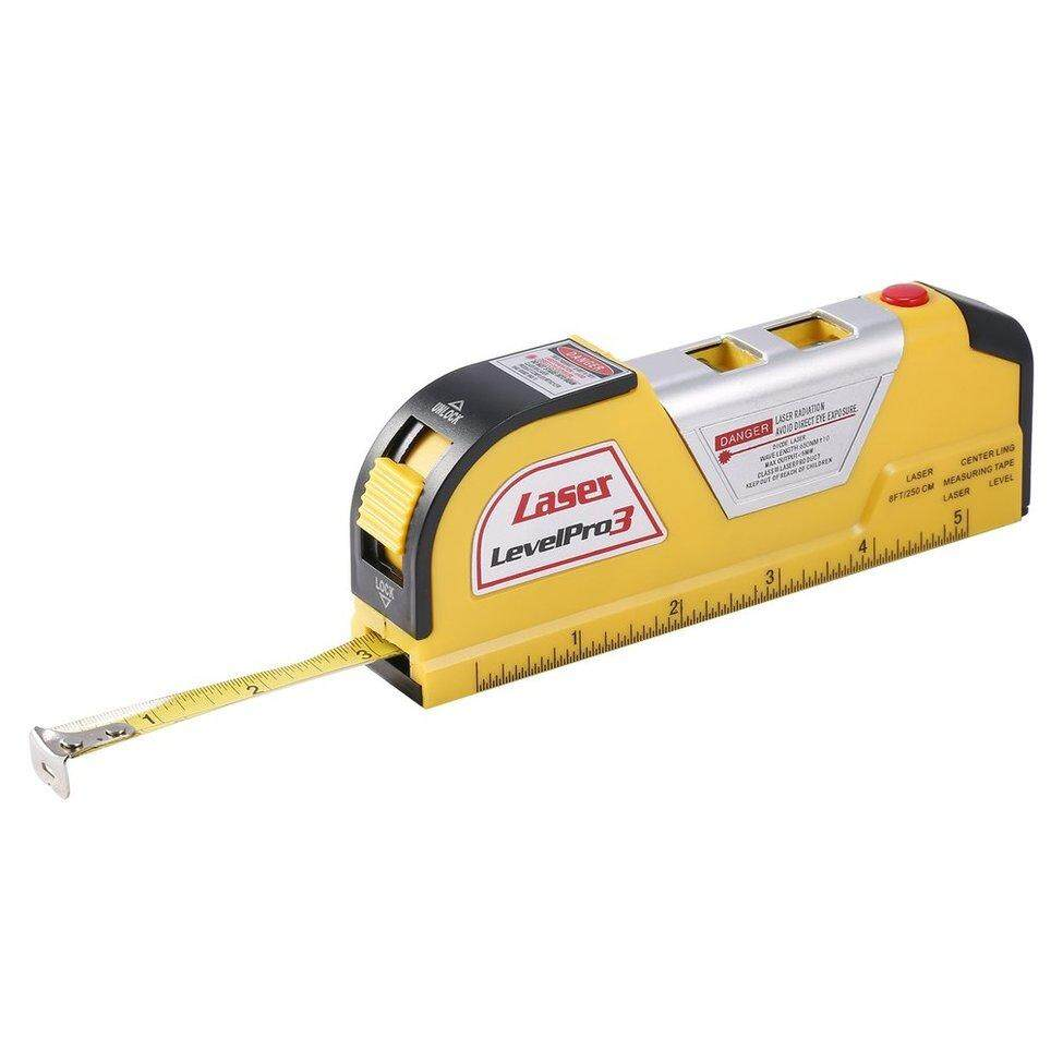 Oh Lv02 Laser Level Horizontal Vertical Line Measure