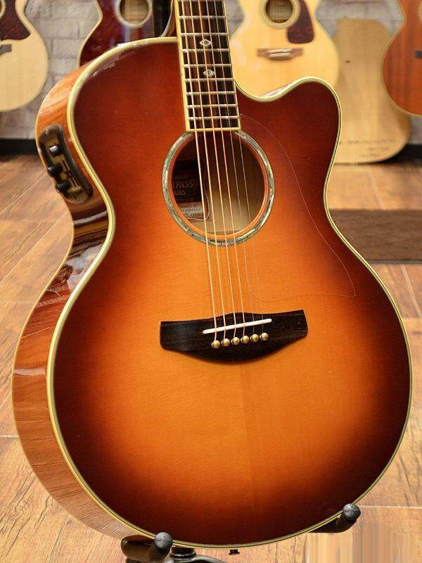 YAMAHA ACOUSTIC ELECTRIC GUITAR 2006 CPX900 Malaysia