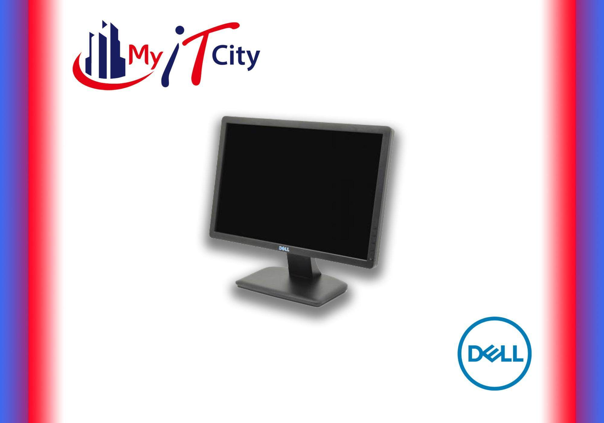 Grade A DELL 19 Inch Wide Screen LCD Monitor E1913c (Refurbished) Malaysia