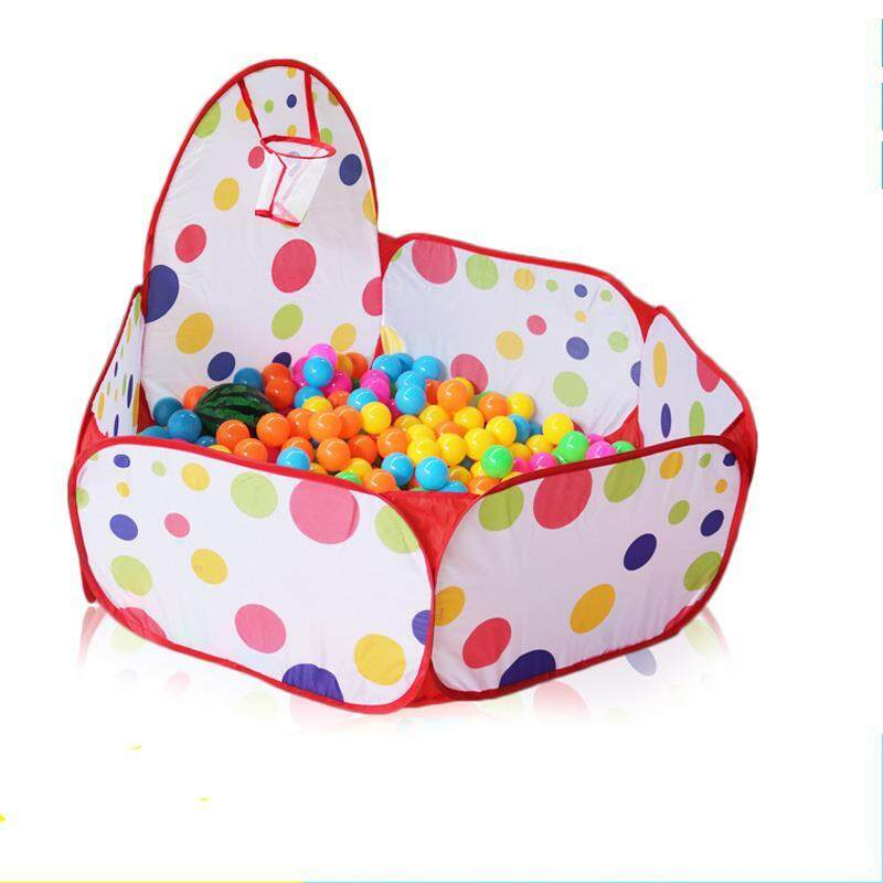 Fudun Outdoor/indoor Foldable Kids Children Game Tent Portable Ocean Ball Pit Pool Toy By Fudun.