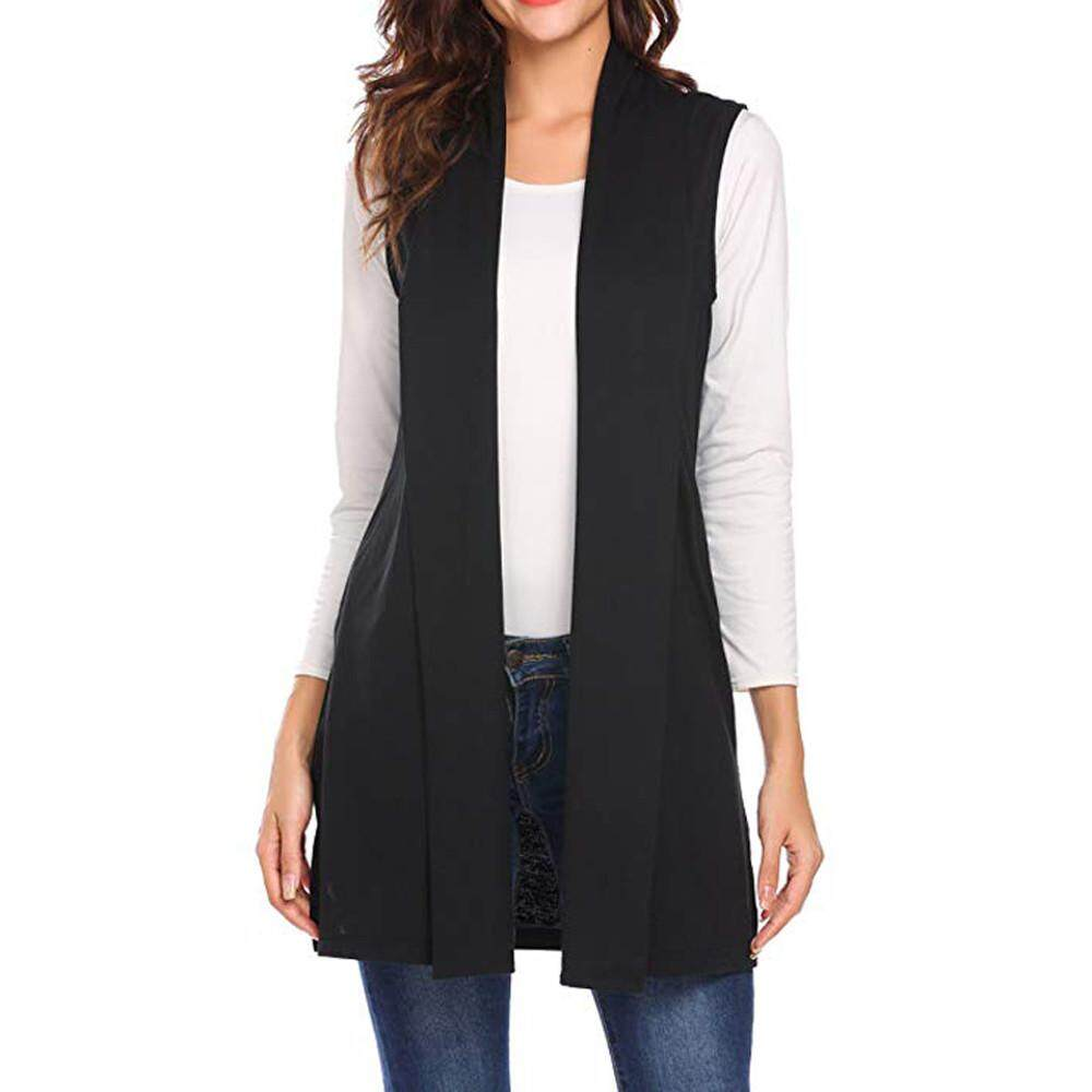 Womens Sweaters Cardigans Buy At Tendencies Sweater Black Logo Pullover Hitam Xl Women Casual Sleeveless Cape Shawl Pocket Draped Open Front Cardigan Vest Coat