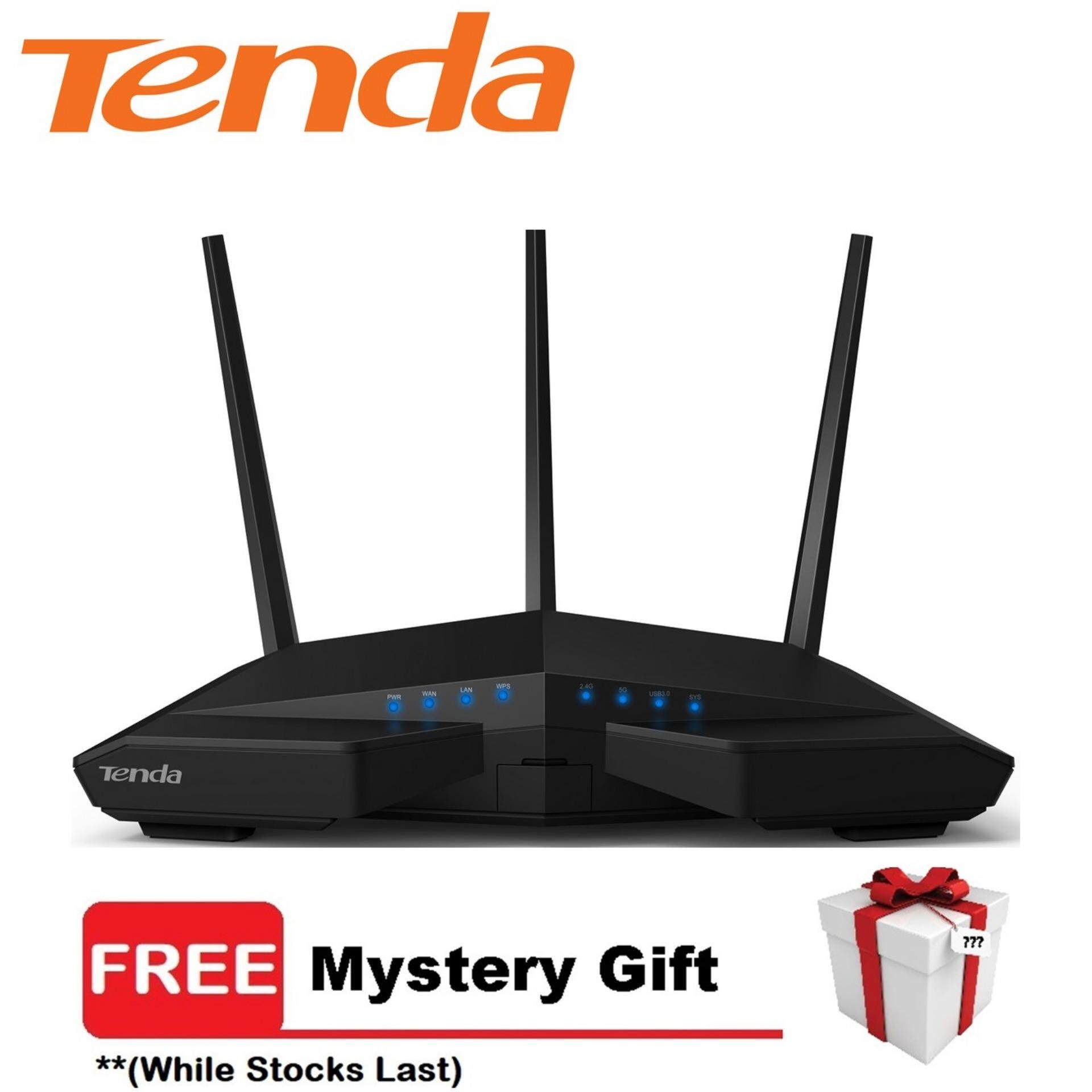 Sell Wifi Router Tenda Cheapest Best Quality My Store N301 Wireless 2 Antenna White N 301 Myr 289